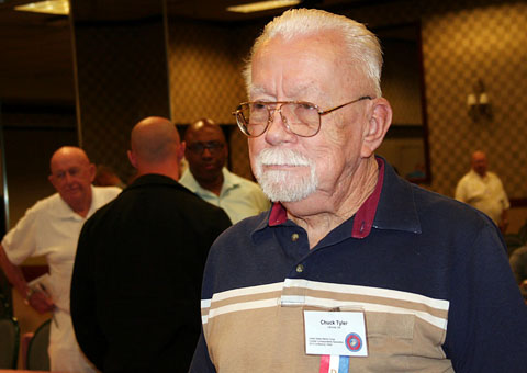 Chuck Tyler in 2010 file photo attending the Reno Conference.